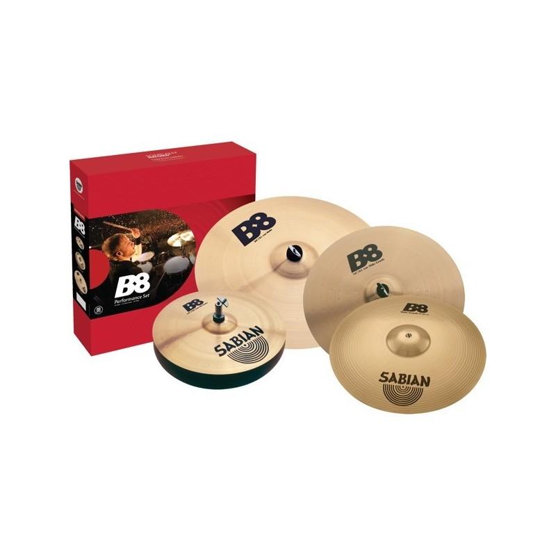 Sabian Set Cymbales