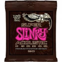 Ernie Ball Slinky Acoustic Super 2148, 11-52