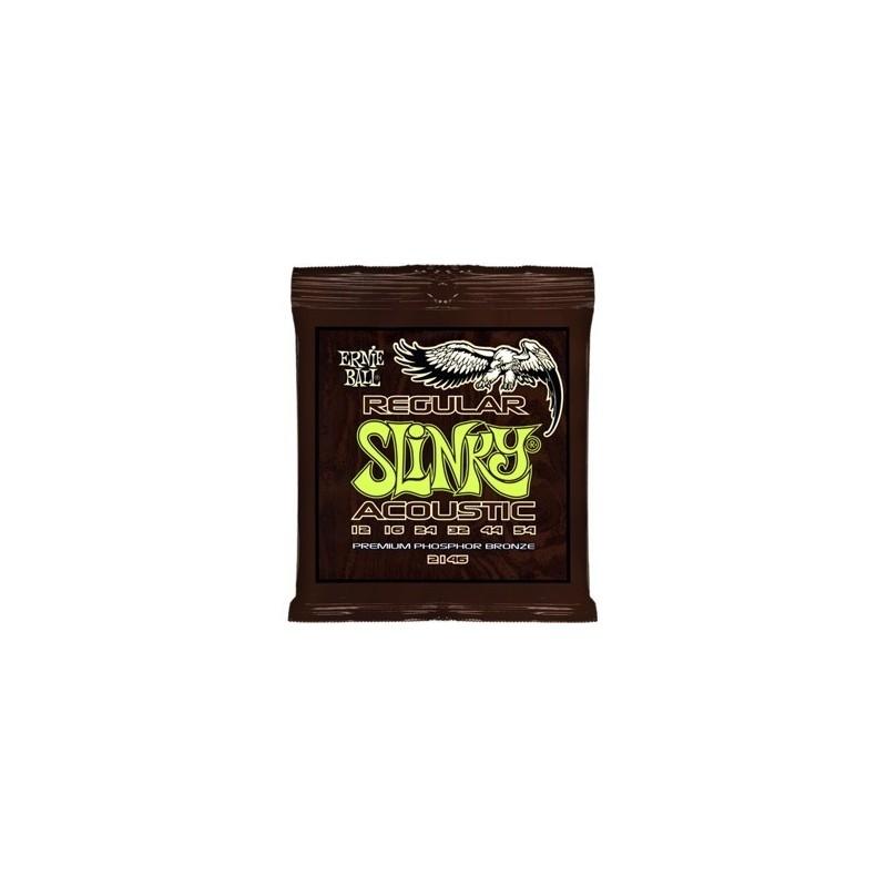 Ernie Ball Slinky Acoustic Regular 2146, 12-54