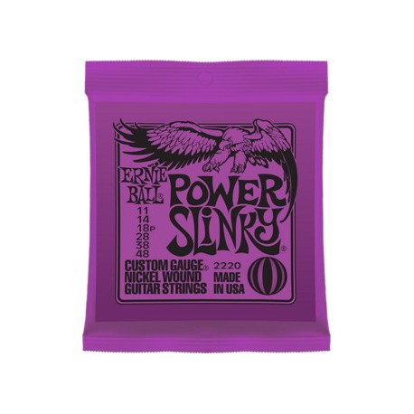 Ernie Ball Slinky Electrique Power 11-48