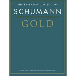 The essential collection Schumann Gold Melody music caen