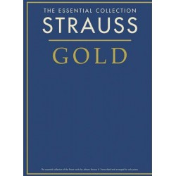 The essential Strauss Gold Melody music caen