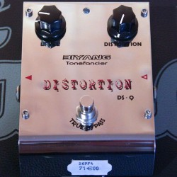 Biyang DS-9 Distortion