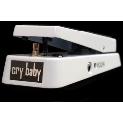 Dunlop  Cry Baby Limited Blanche