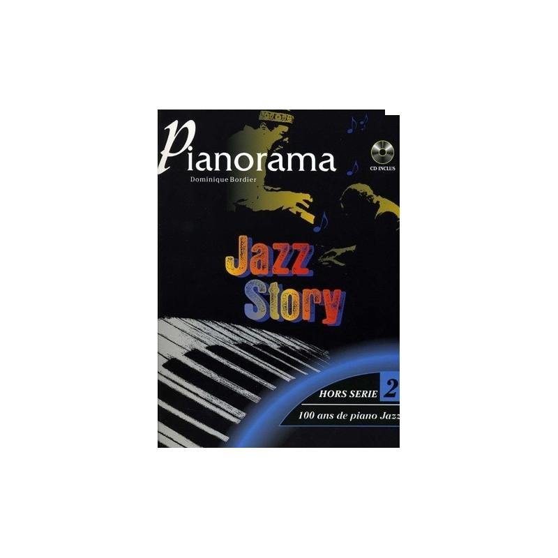 Pianorama Hors Serie 2 Jazz Story Melody music caen