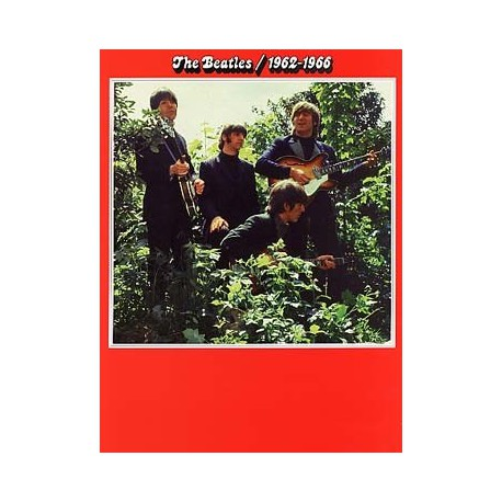 BEATLES 1962-1966 (RED) PVG Melody music caen