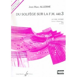Du Solfège sur la FM 440.3 Lecture/Rythme