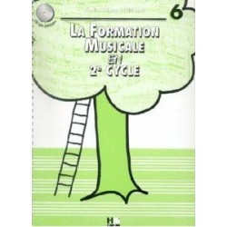La Formation Musicale en 2è Cycle Vol 6