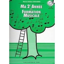 Ma 2è Année de Formation Musicale