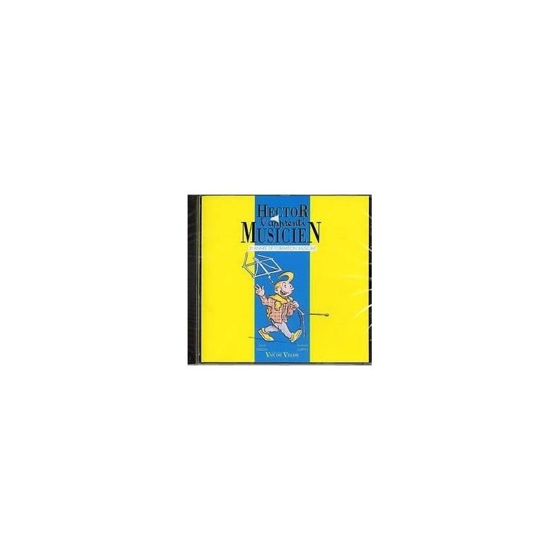 Hector l apprenti Musicien Vol3 + CD Ed Van de Velde Melody music caen