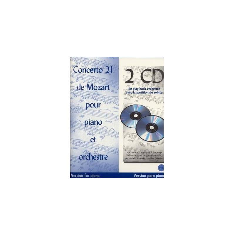 Concerto 21 de Mozart pour piano et orchestre Melody music caen