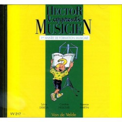 Hector l'Apprenti Musicien Vol. 1 Le CD