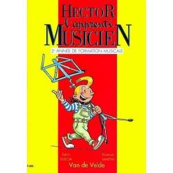Hector l'apprenti musicien Vol. 2