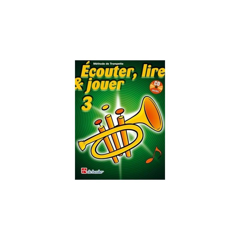 Ecouter lire et jouer pour Trompette Vol3