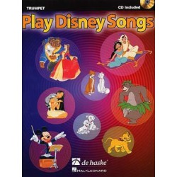 Play Disney Song pour Trompette avec CD