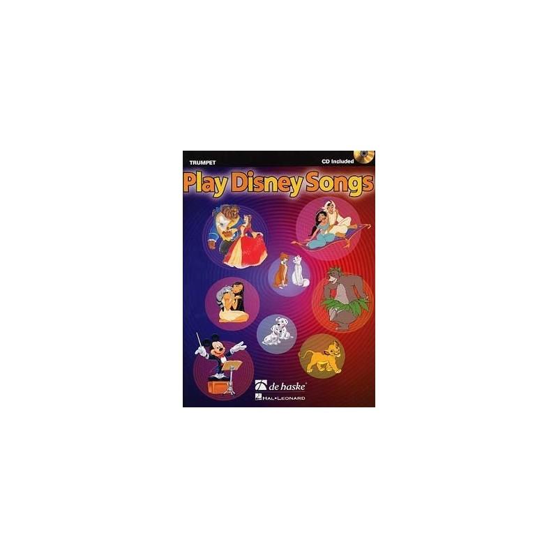 Play Disney Song pour Trompette avec CD