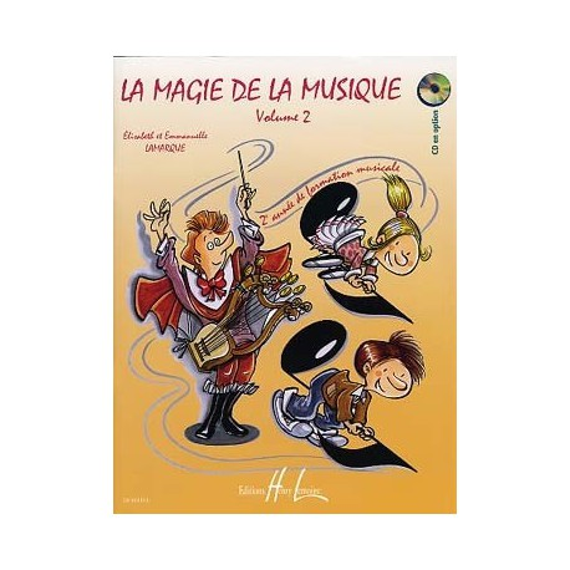la magie de la musique VOL.2