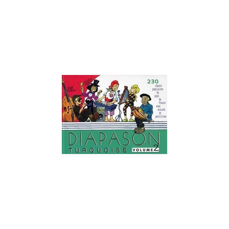 diapason turquoise vol2