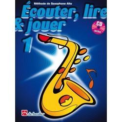 Ecouter lire et jouer Saxophone alto 1