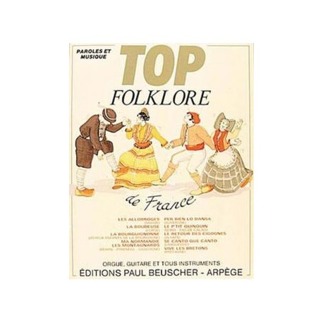 Top folklore de France