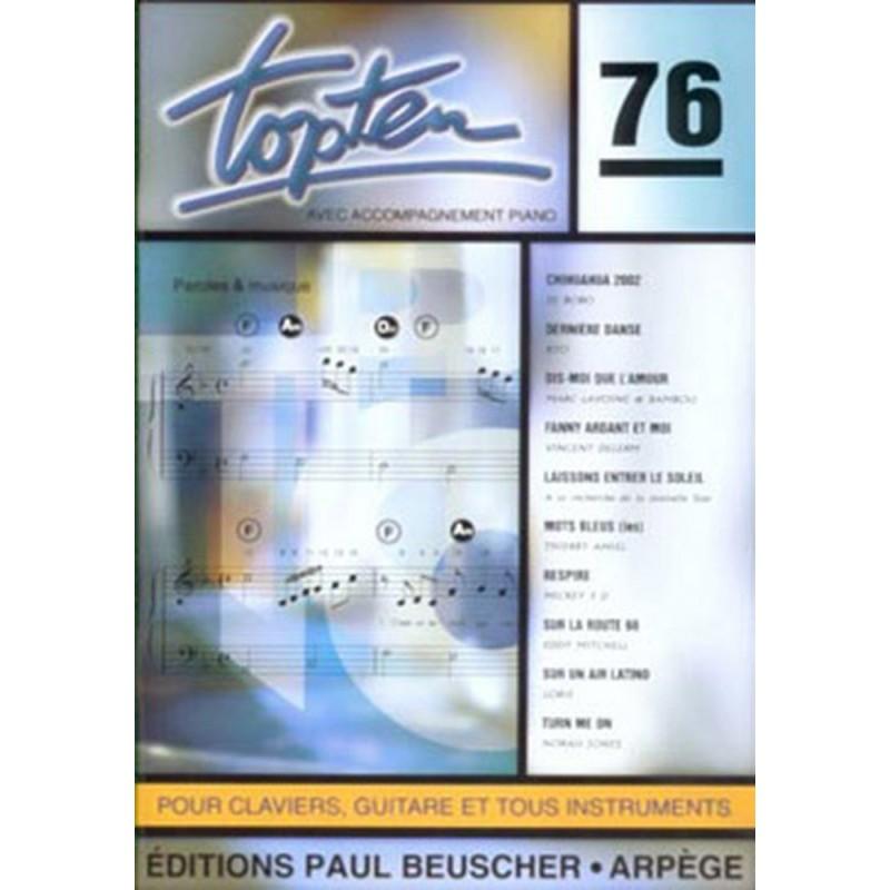 TOP TEN N.76