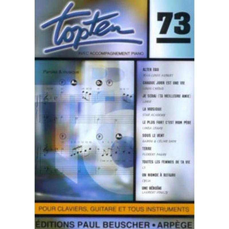TOP TEN N.73