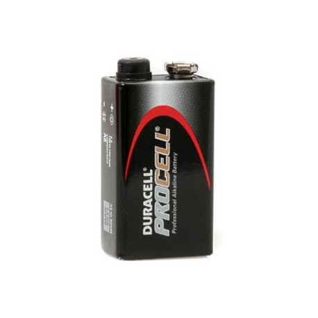 Duracell 9 Volts Procell