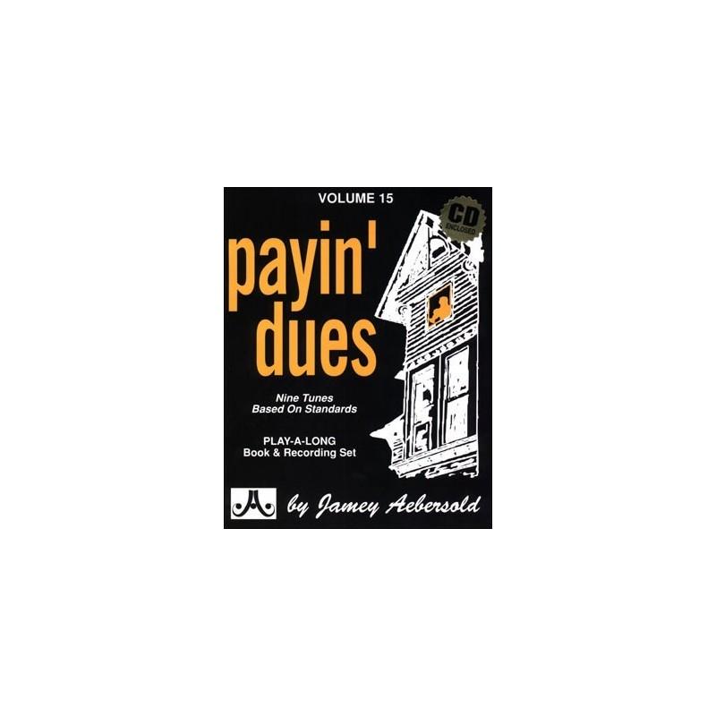 PAYIN' DUES CD inclus Vol15