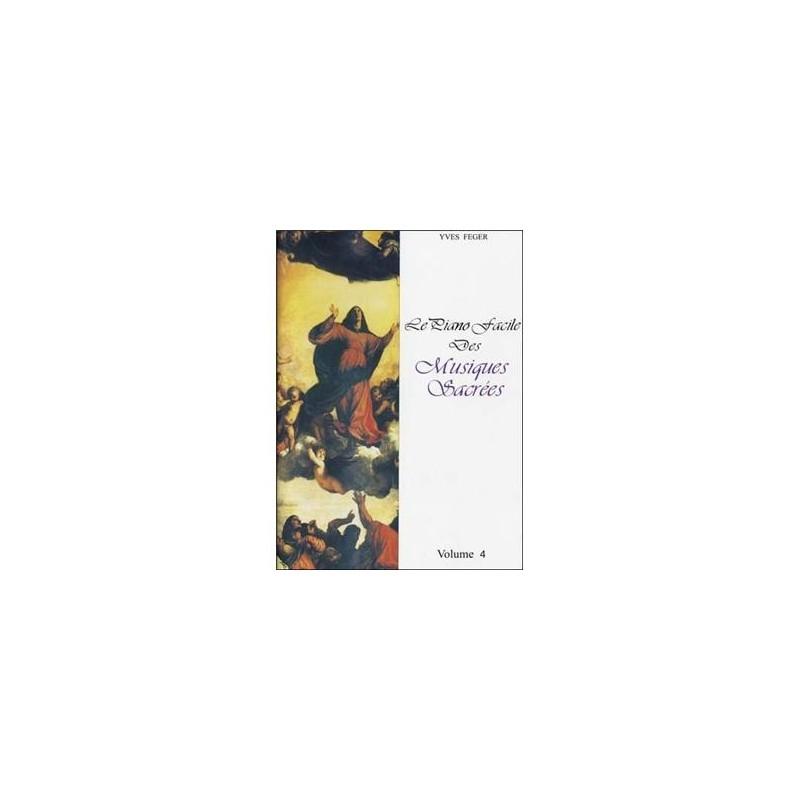PIANO FACILE Vol 4 MUSIQUES SACREES