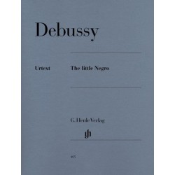 The little negro Debussy Urtext