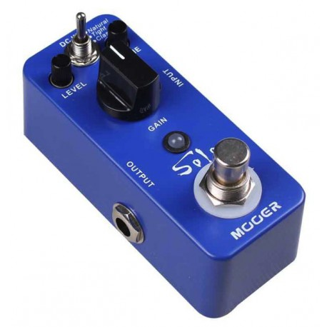 Mooer Solo Drive Melody Music