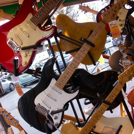 G&L S500 USA Occasion melody music