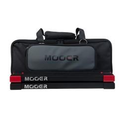 Mooer Stomplate Mini (housse avec plateau)