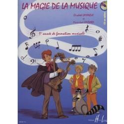 la magie de la musique VOL.1