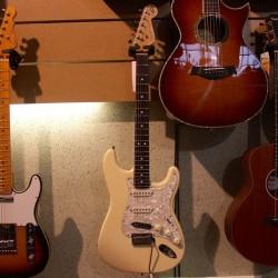 Fender stratocaster us 40e anniversaire Occasion