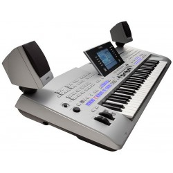 Clavier Arrangeur Tyros 4 avec son amplification Melody music caen