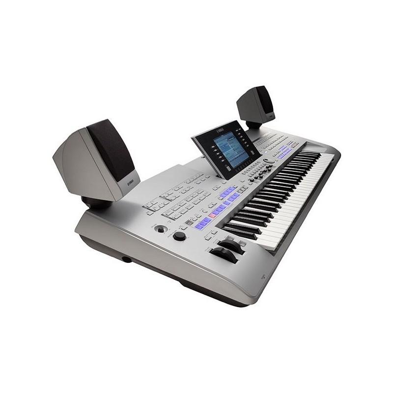 Clavier Arrangeur Tyros 4 avec son amplification Melody music caen