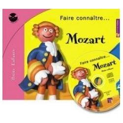 Faire connaître...Mozart Petite enfance