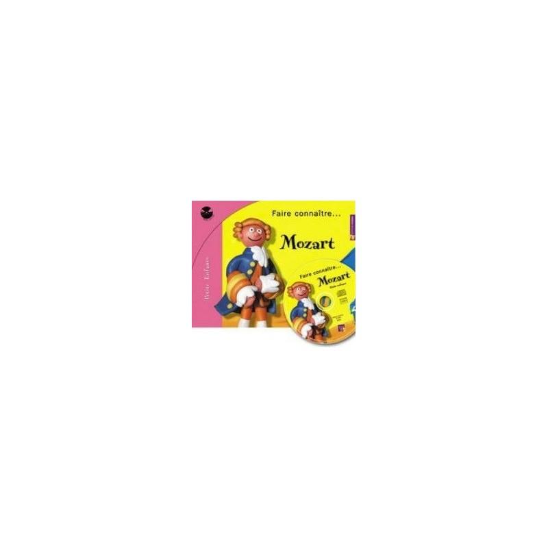 Faire connaître...Mozart Petite enfance Melody music caen