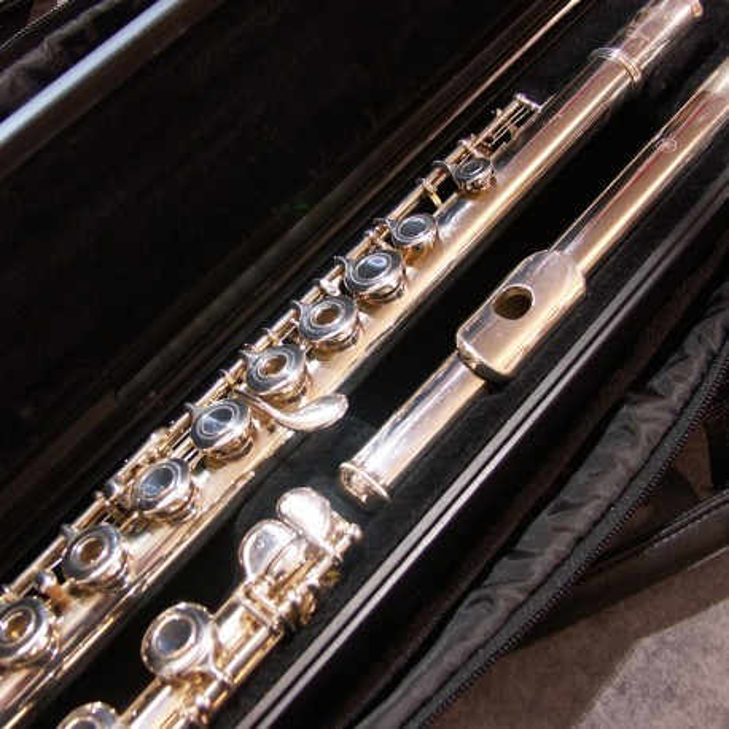 Yamaha YFL281S Flute traversiére Occasion melody music caen