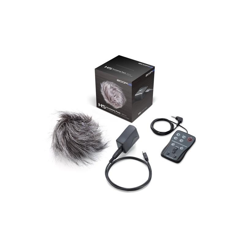 Zoom APH-5 Kit accessoirs pour H5 melody music caen
