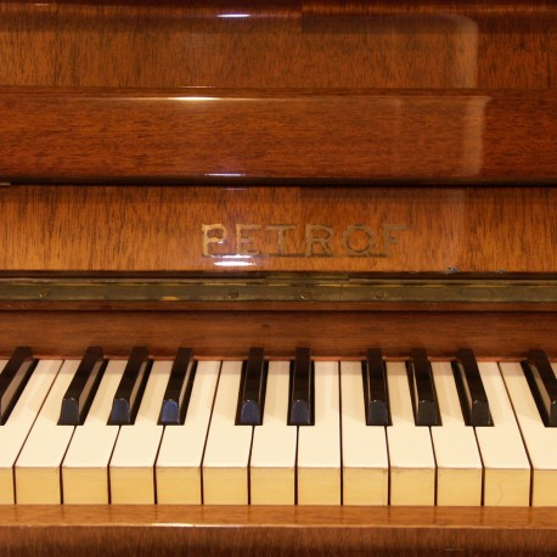 Petrof piano etude occasion 108 melody music caen