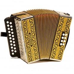 Hohner 2915 Diatonique Melody Music Caen