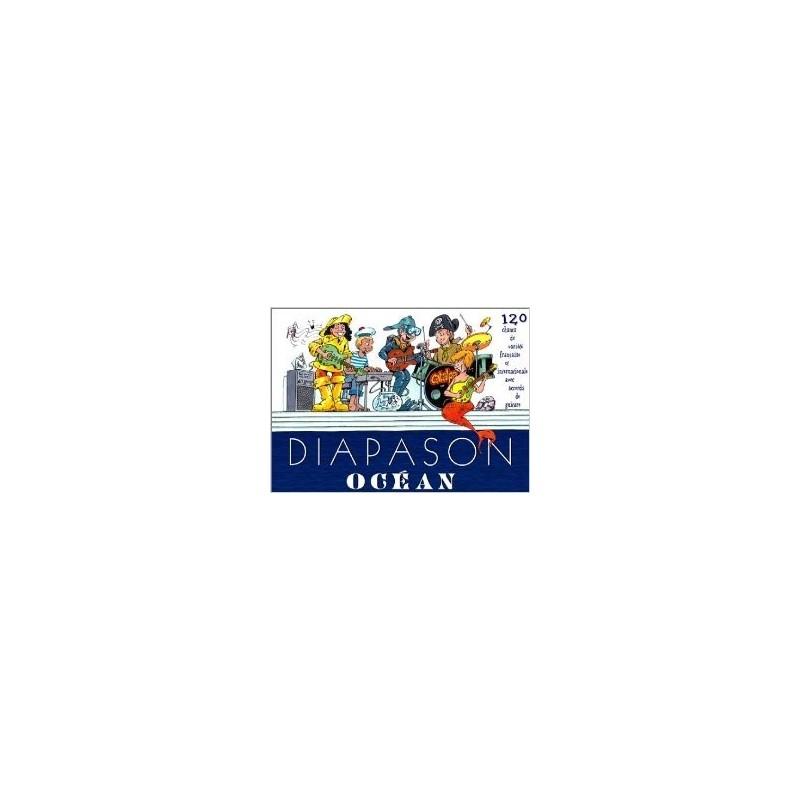 Diapason océan Mélody Music Caen