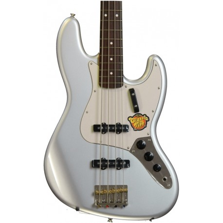 Squier Classic Vibe Jazz Bass®  60s Olympic White Melody music caen