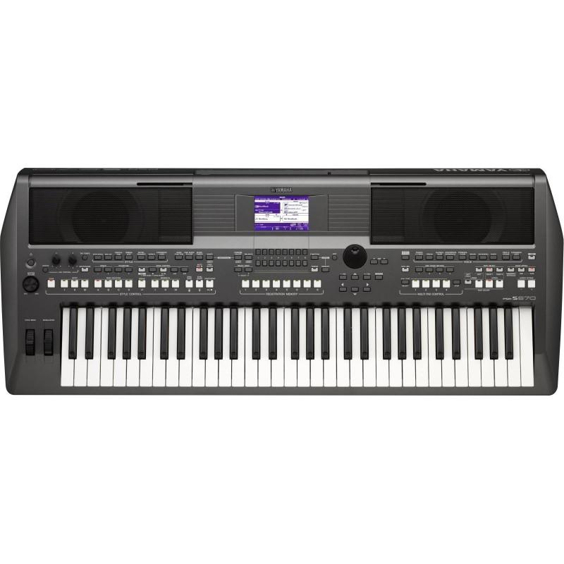 Yamaha PSR-S670 Melody Music Caen