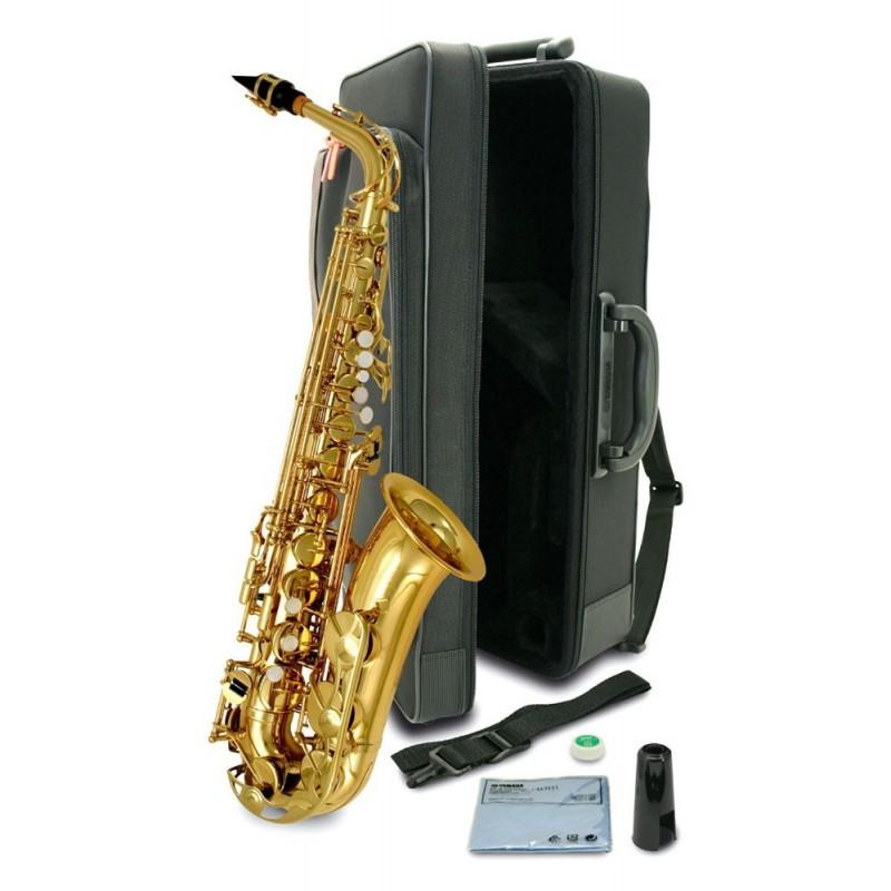 Yamaha Sax YAS275 Occasion Melody Music Caen