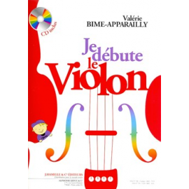 Je débute le violon Vol.1 Melody Music Caen