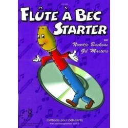 Flute a bec starter vol1 avec CD