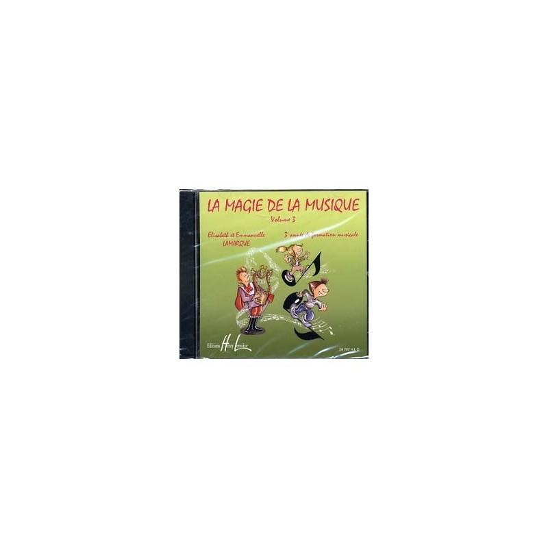 La magie de la musique VOL.3 CD Melody Music Caen